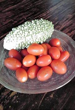 夏野菜でパワーUP!