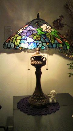 このランプのように…♪