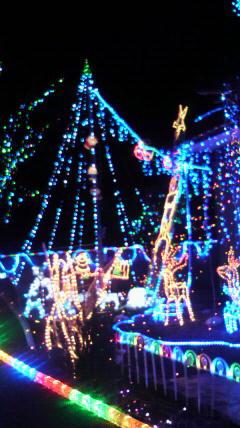 クリスマス*<br />  イルミネーション…♪