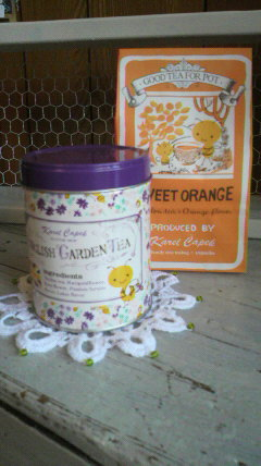 心弾む季節を紅茶で…♪