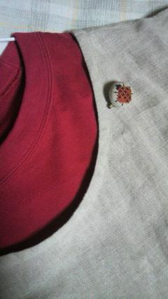 ドレスコード「赤」♪