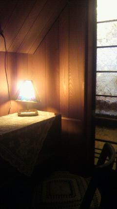 秘密の小部屋…